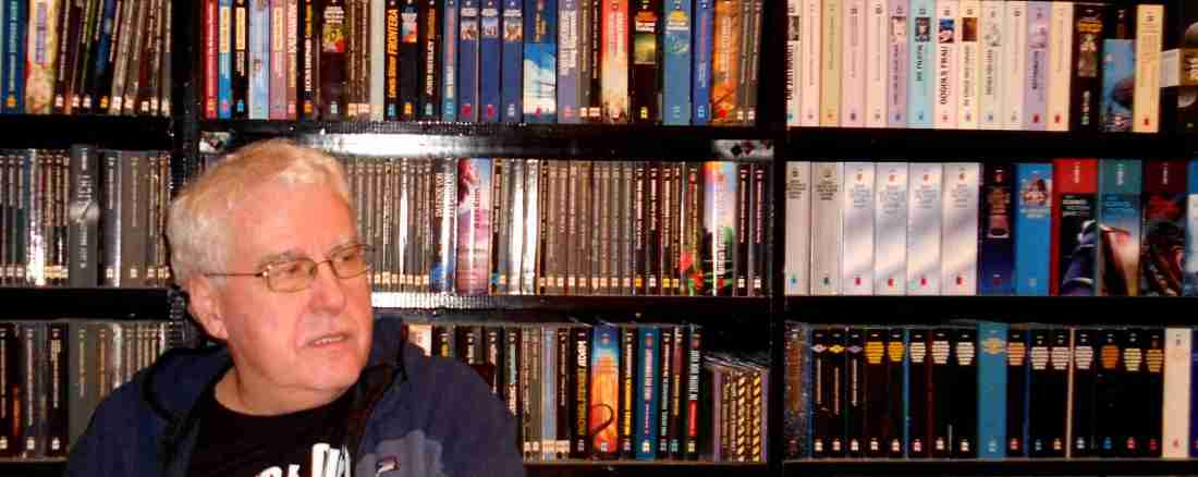 Verleger Werner Fuchs